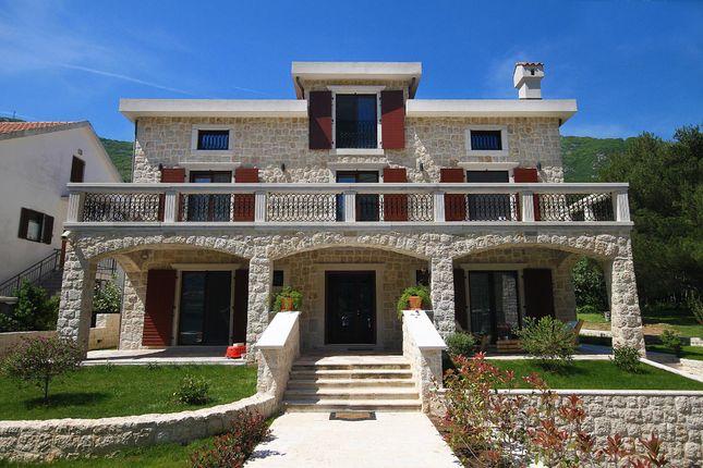 Thumbnail Villa for sale in Seafront Stone Villa With Swimming Pool, Prčanj, Kotor, Montenegro