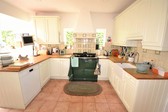 Kitchen of Whisterfield Lane, Lower Withington, Macclesfield SK11