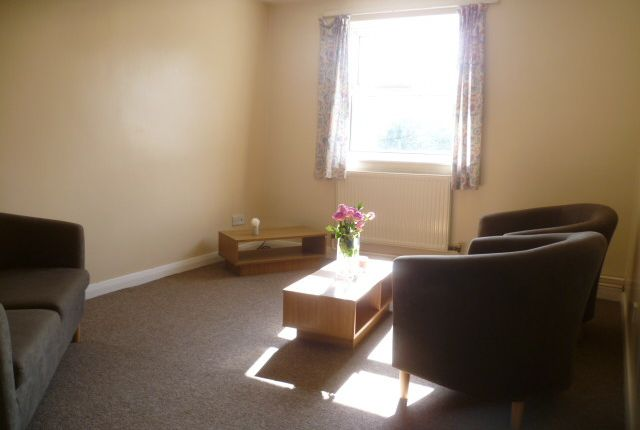 Thumbnail Flat to rent in Holdich Street, City Centre, Peterborough
