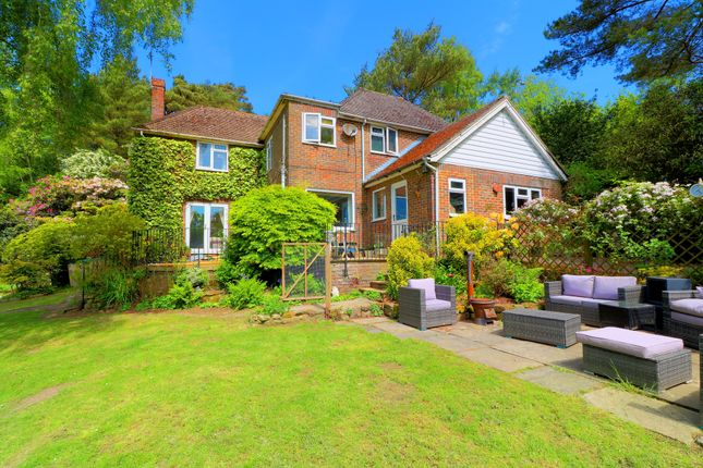 Thumbnail Detached house for sale in Chillies Lane, Crowborough