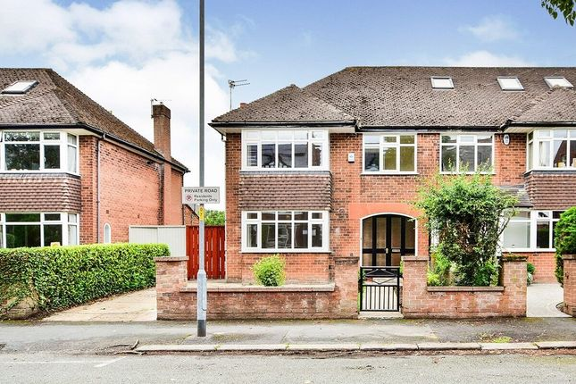 Thumbnail Semi-detached house to rent in Moorland Road, Didsbury, Manchester