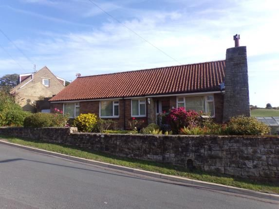 Thumbnail Bungalow for sale in Main Road, Aislaby, Whitby, North Yorkshire