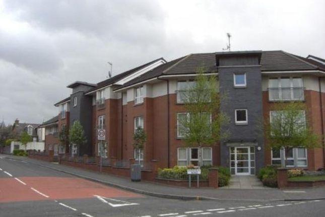 Thumbnail Flat to rent in Holmston Gardens, Ayr