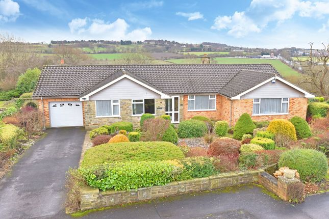 Thumbnail Detached bungalow for sale in Fulwith Grove, Harrogate