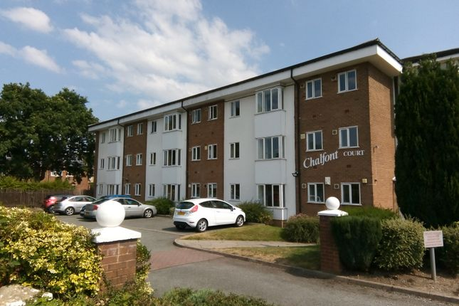 Thumbnail Flat to rent in Chalfont Court, Knutsford