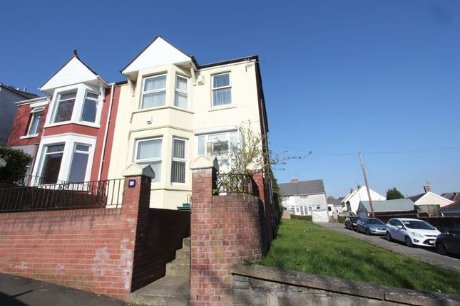 Front Elevation of Tynewydd Road, Barry CF62