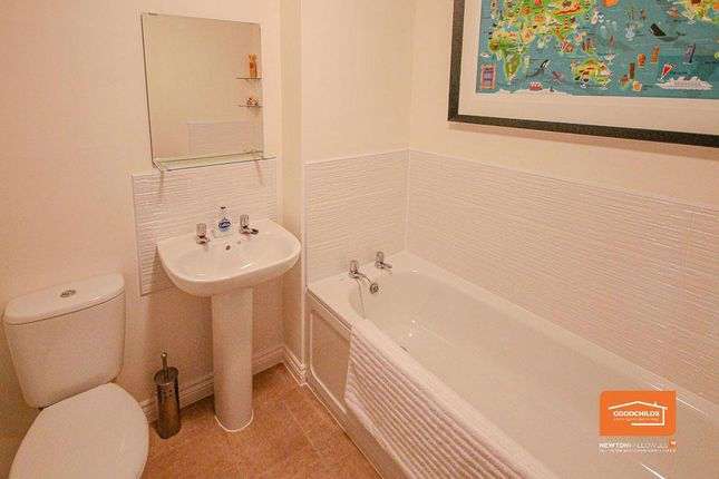 Bathroom of Penmire Grove, Walsall WS4