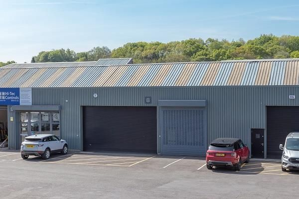 Thumbnail Light industrial to let in Unit 8 Dunscar Business Park, Blackburn Road, Bolton