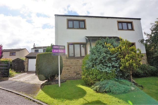 Thumbnail Detached house for sale in Greenhow Park, Burley In Wharfedale, Ilkley