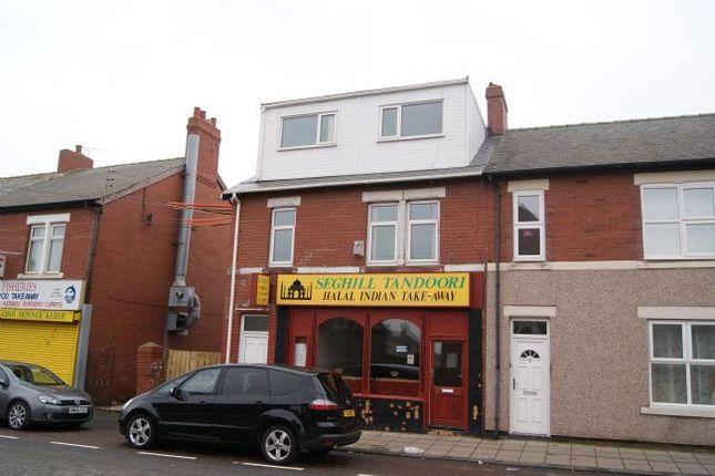 Thumbnail Flat to rent in Main Street South, Seghill, Cramlington