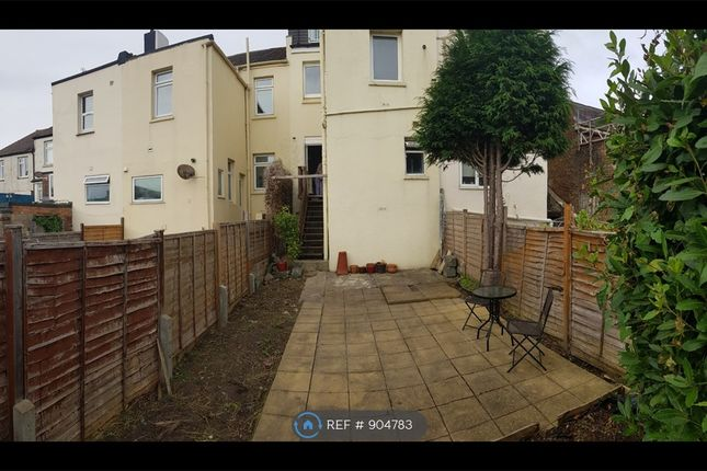 Garden of Milner Road, Brighton BN2
