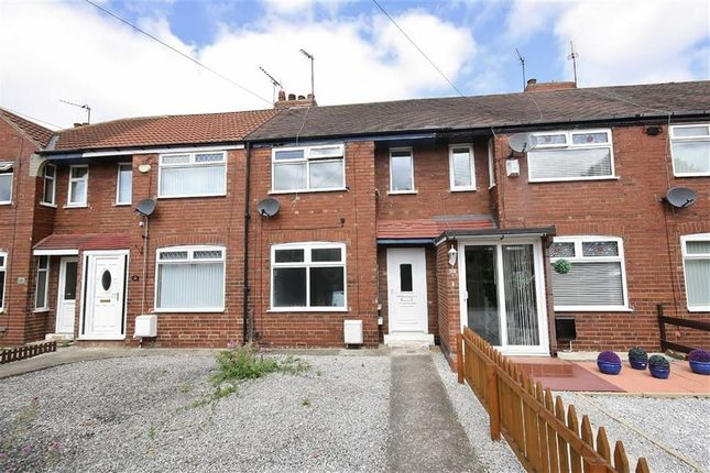 Thumbnail Terraced house to rent in Hotham Road South, West Hull