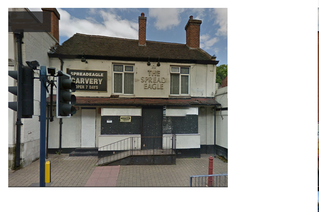 Thumbnail Land to rent in Lichfield St, Bilston