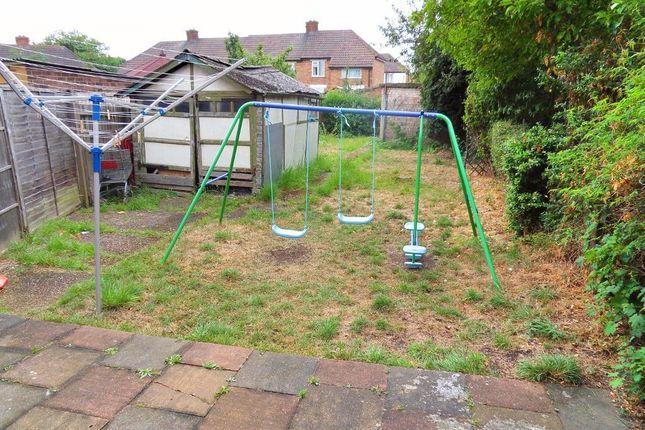 Rear Garden of Fulwood Avenue, Wembley, Middlesex HA0