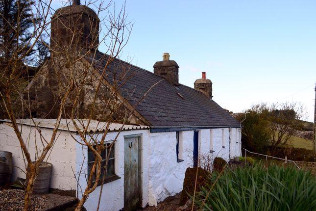 Thumbnail Cottage for sale in Nr Rhiw, Pen Llyn, Llyn Peninsula, North West Wales