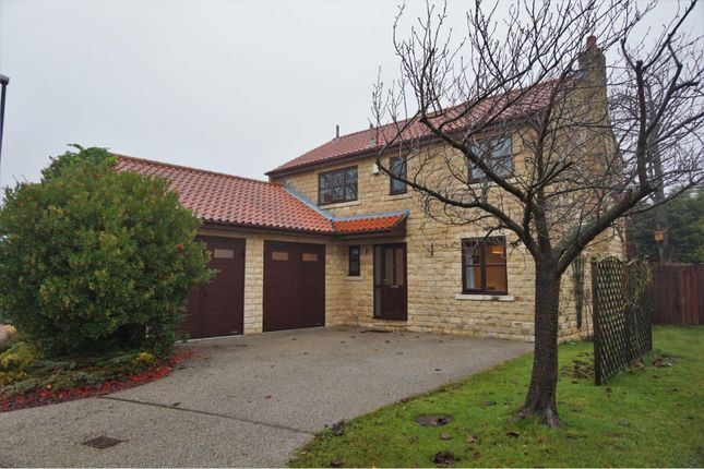 Thumbnail Detached house to rent in Willow Glade, Clifford, Wetherby, Leeds