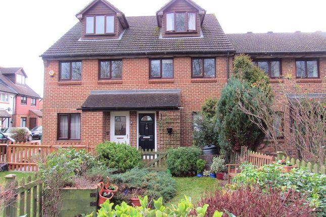 Thumbnail Maisonette for sale in Vellum Drive, Carshalton, Surrey