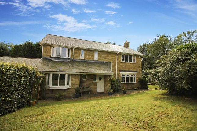 Thumbnail Detached house for sale in Briery Hill Lane, Stannington, Morpeth