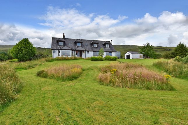 Thumbnail Detached house for sale in Upper Scotstown, Strontian