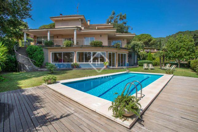 Thumbnail Villa for sale in Spain, Barcelona North Coast (Maresme), Argentona, Mrs6966