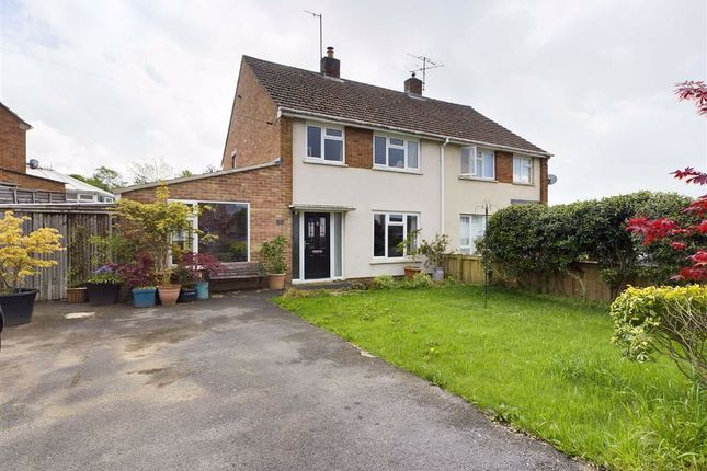 Thumbnail Semi-detached house for sale in Marling Crescent, Stroud