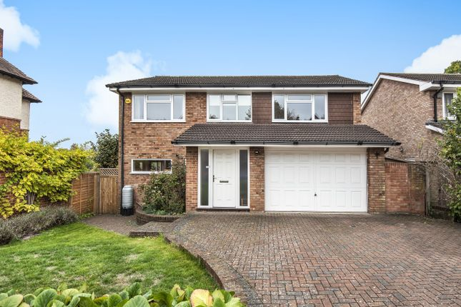 Thumbnail Detached house for sale in York Road, Woking