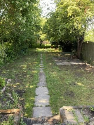 Rear Garden of Burlam Road, Middlesbrough, North Yorkshire, . TS5