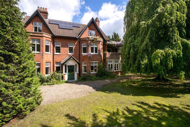 Thumbnail Detached house for sale in Bentley Road, Trumpington, Cambridge