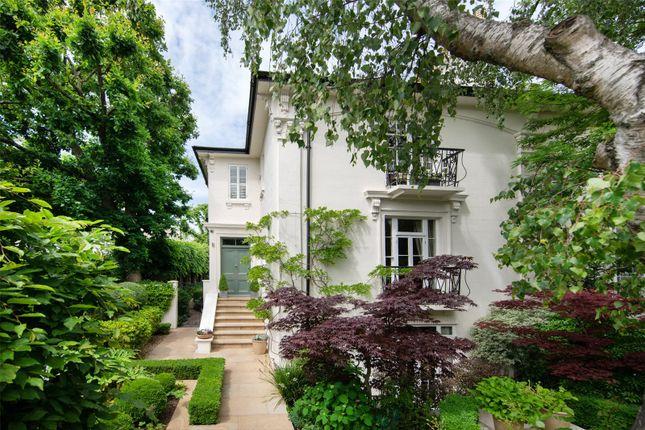 Thumbnail Semi-detached house for sale in Norfolk Road, St. John's Wood, London