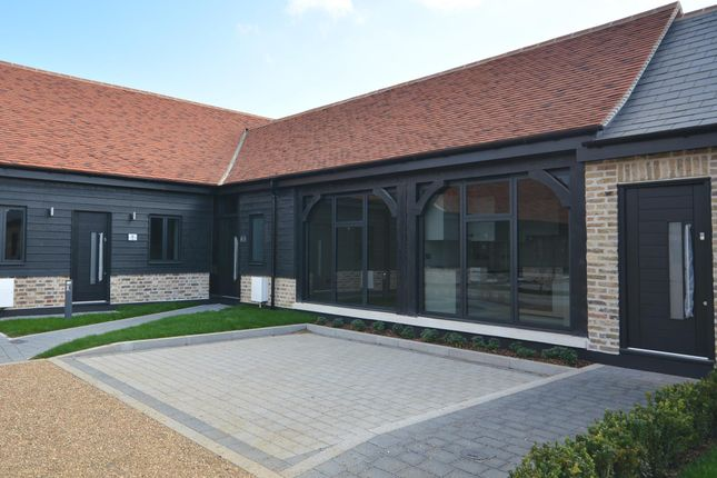 2 bed barn conversion for sale in Kemps Farm Mews, Plot 9, Dennises Lane, South Ockendon, Essex