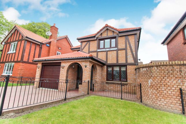 Thumbnail Detached house for sale in Woodcroft Gardens, Bridge Of Don, Aberdeen