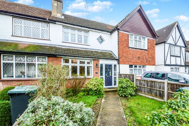 Thumbnail Cottage for sale in Austin Villas, Woodside Road, Watford