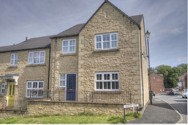Thumbnail Terraced house to rent in Queens Gate, Consett