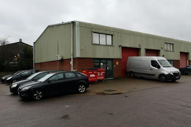 Thumbnail Warehouse for sale in Brownfields, Welwyn Garden City