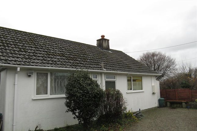 Thumbnail Bungalow to rent in Albaston, Gunnislake