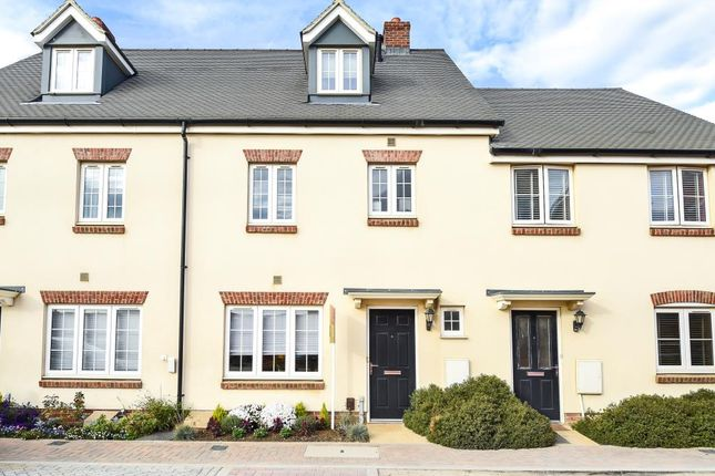 Thumbnail Terraced house for sale in Botley, Oxford