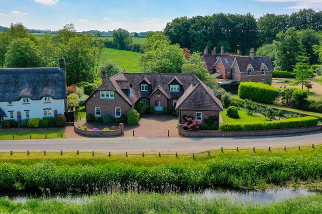 Thumbnail Detached house for sale in Witchampton Mill, Witchampton, Wimborne