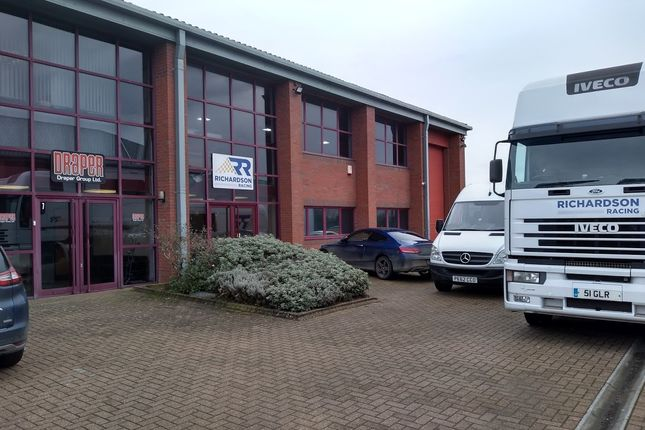 Thumbnail Light industrial to let in Earlstrees Court, Corby