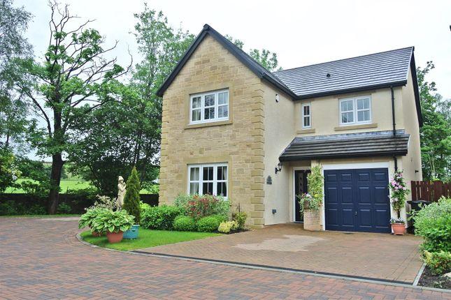 Thumbnail Detached house for sale in Dutton Drive, Lancaster