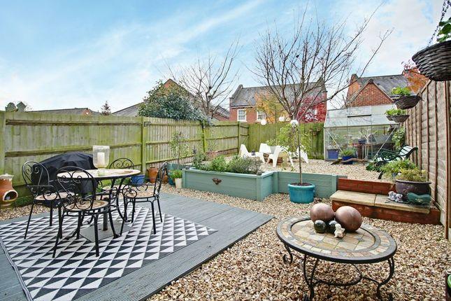 Garden At Back of Gaiger Avenue, Sherfield-On-Loddon, Hook RG27