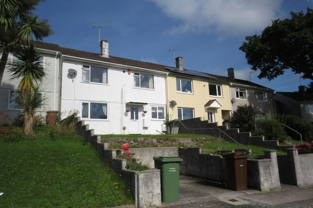 Thumbnail Terraced house for sale in Drayton Road, Manadon, Plymouth