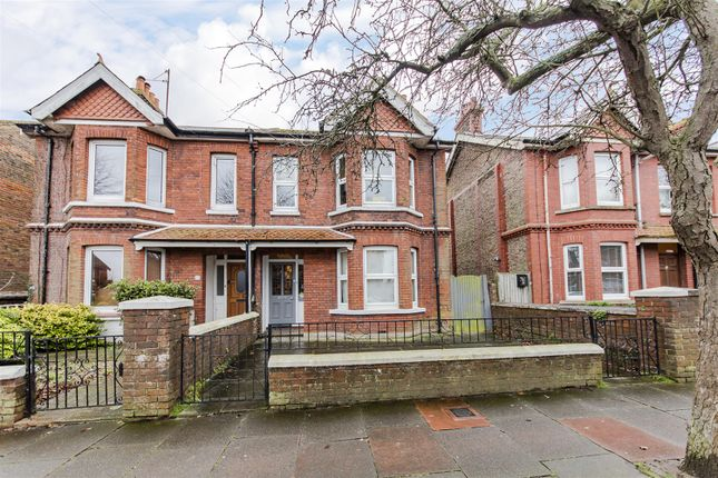 Thumbnail Semi-detached house for sale in Kingsland Road, Worthing