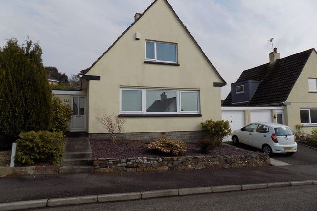 Thumbnail Detached house for sale in Bosinney Road, St. Austell