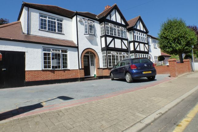 Thumbnail Flat to rent in Henville Road, Bromley