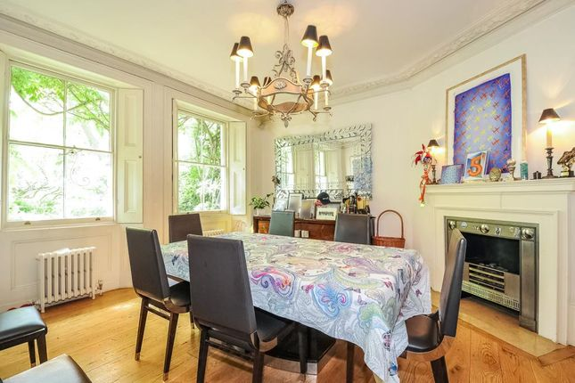 Dining Area of Kensington Square W8,