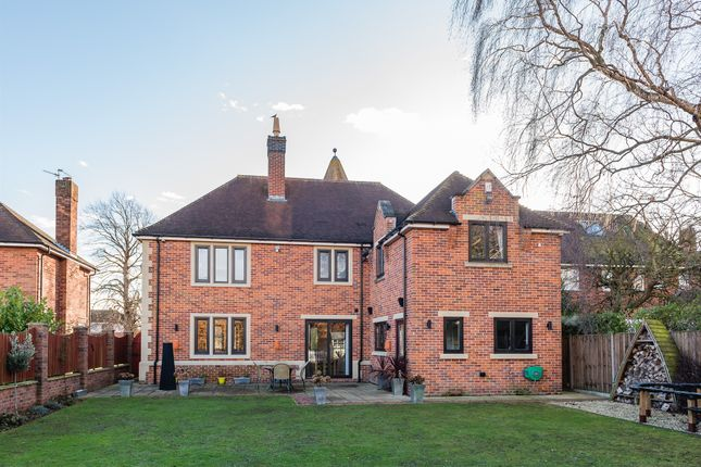 Thumbnail Detached house for sale in Grantham Road, Sleaford
