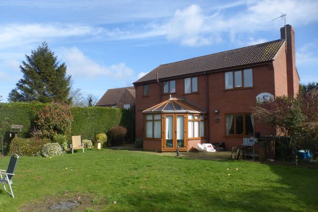4 bed detached house for sale in Church Lane, Kirkby-La-Thorpe, Sleaford