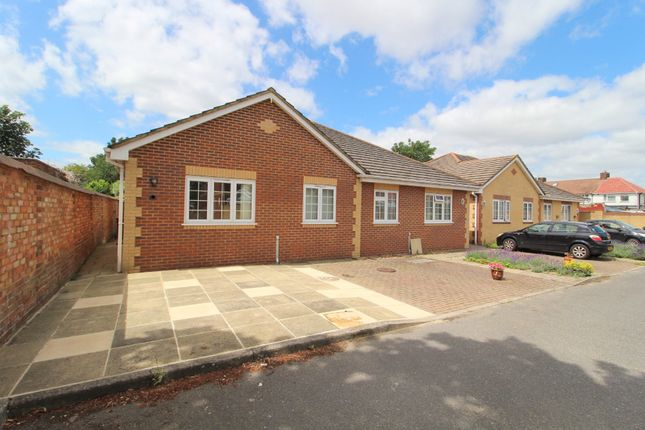 Semi-detached bungalow for sale in Gardner Place, Feltham