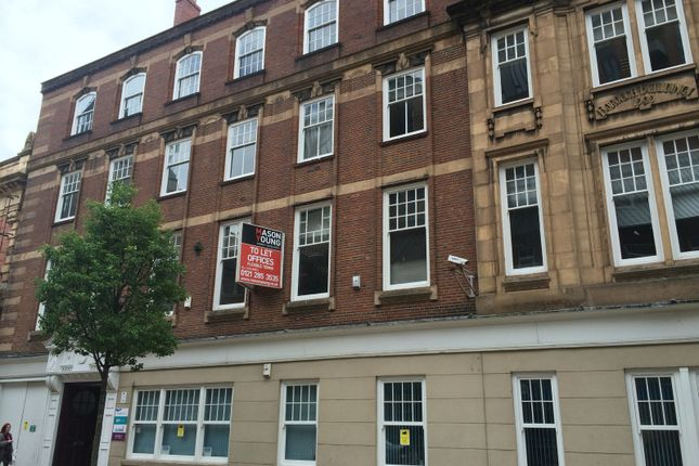Thumbnail Office to let in 58-72 John Bright Street, Birmingham