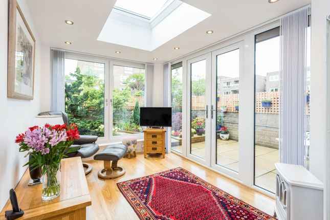 Thumbnail Town house for sale in Craigleith Crescent, Ravelston, Edinburgh